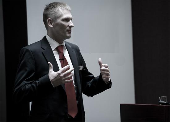 Ragn-Sellsi uus juhatuse esimees Rain Vääna