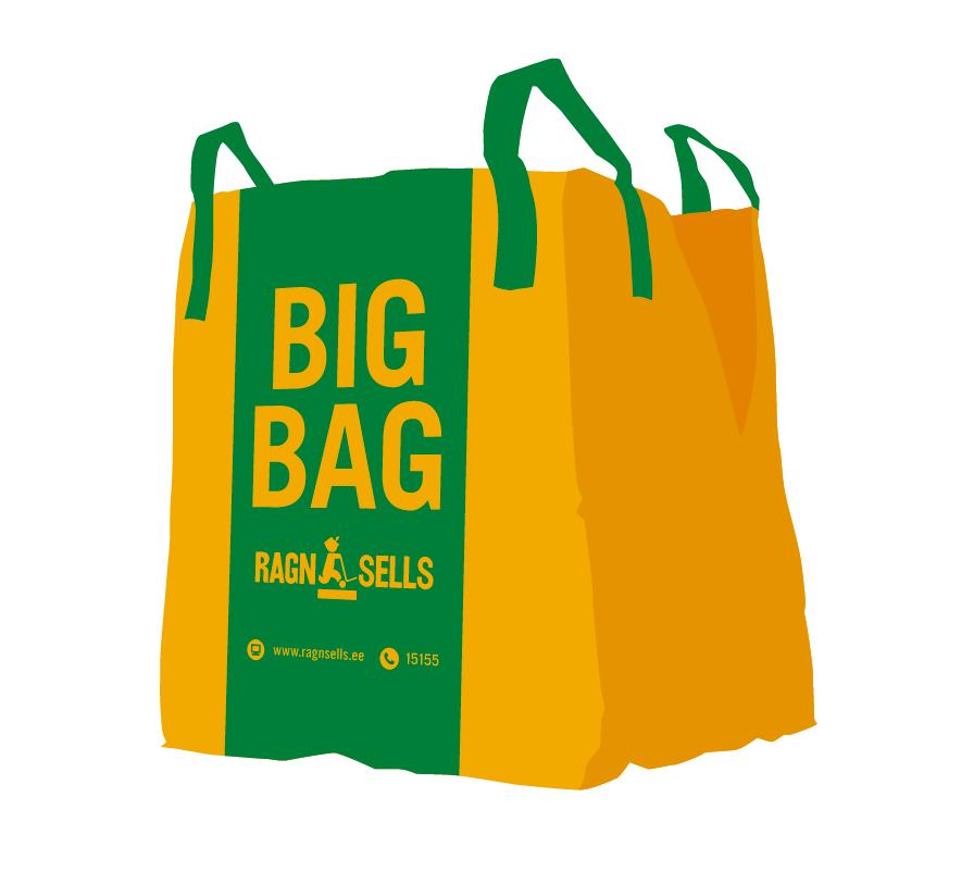 1m3 big bag kott ragn sells. Black Bedroom Furniture Sets. Home Design Ideas