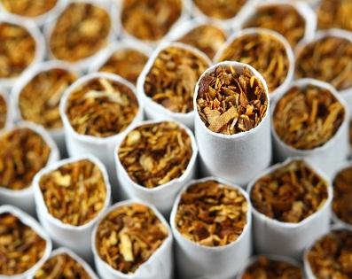 Sigarettide hävitamine