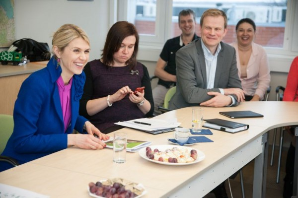 Majandusminister rääkis Eesti visioonist