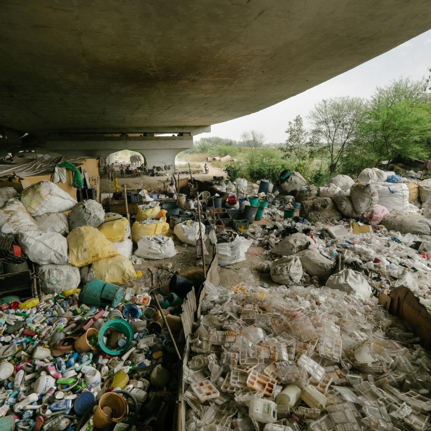 Maailma saastatuim linn NEW DELHI: Fotod: National Geographic