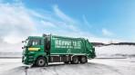 Ragn-Sells testib elektri jõul liikuvaid jäätmeveokeid